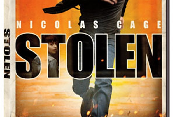 Enter to Win Stolen on DVD