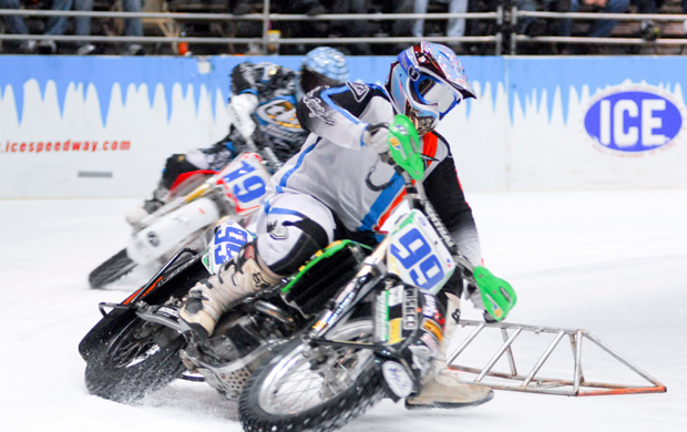 World Championship Ice Racing