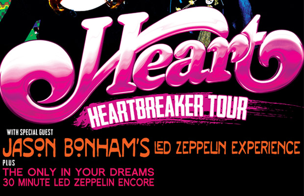 Get Your Tickets to Heart