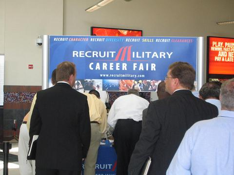 Recruit Military Veteran Job Fair – Norfolk