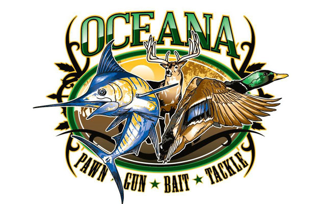 Grand Opening of Oceana Pawn, Gun, Bow, Bait and Tackle.