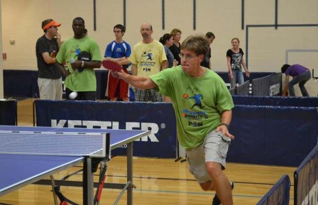 Ping Pong Charity Tournament
