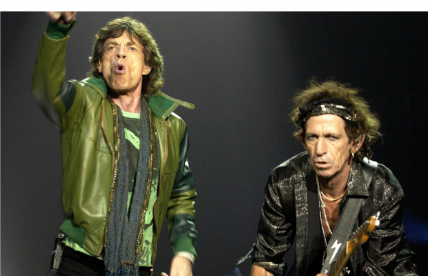 """The Rolling Stones """"14 On Fire"""""""