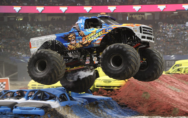 Monster Jam at Hampton Coliseum