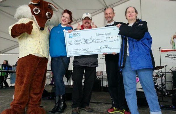 Polar Plunge raises 1.1 Million for Special Olympics VA