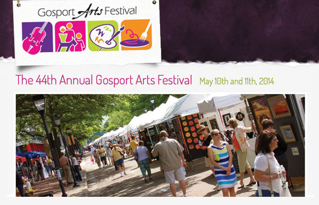 The 44th Annual Gosport Arts Festival