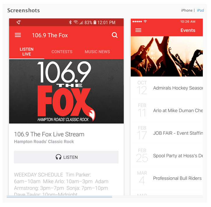 Stream The Fox | 106 9 The Fox