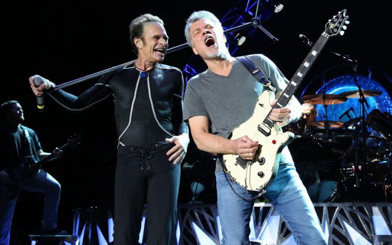 Eddie Van Halen Dies Of Cancer At 65 106 9 The Fox